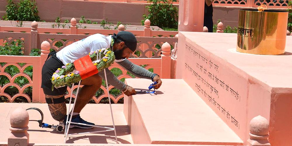 kargil vijay divas Major DP Singh