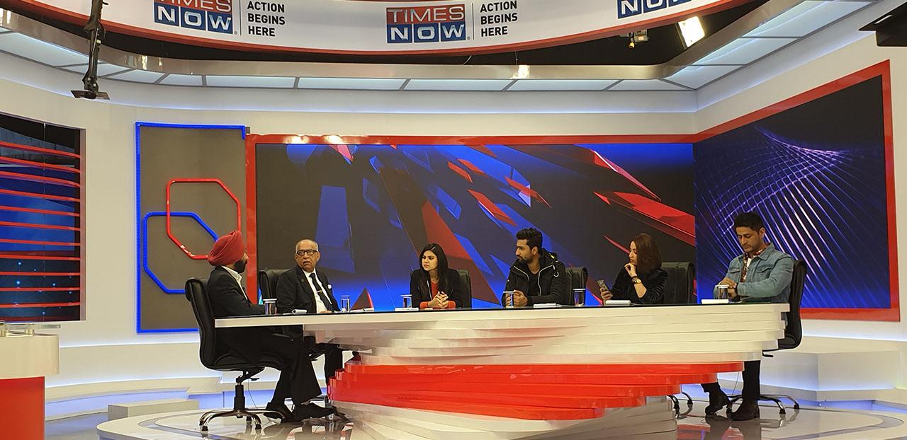 Times Now TV Debate
